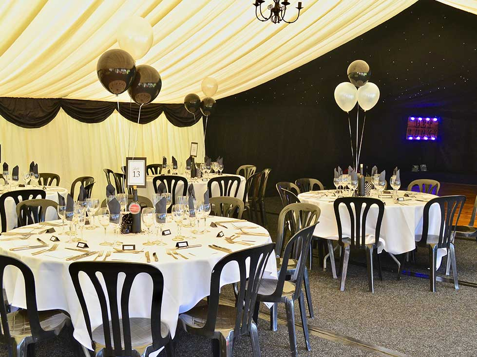 Chairs & Tables | Professional Wedding & Event Accessory